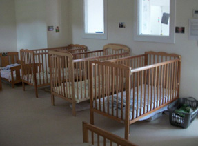 cappgh community creche baby room beds